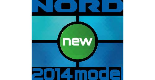 NORD представляє нові моделі газових плит з чавунними решітками