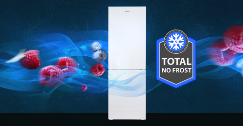 Action! The best price for a large Total No Frost refrigerator online!