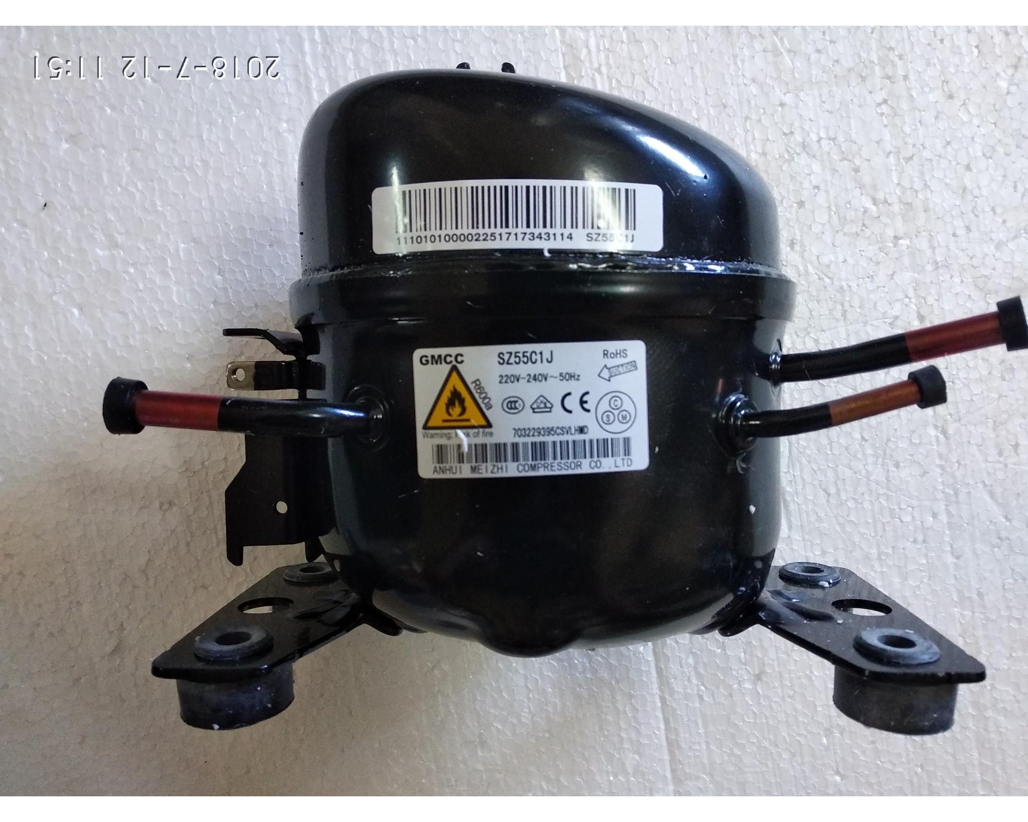 Компресор GMCC  SZ53C1J (M65)