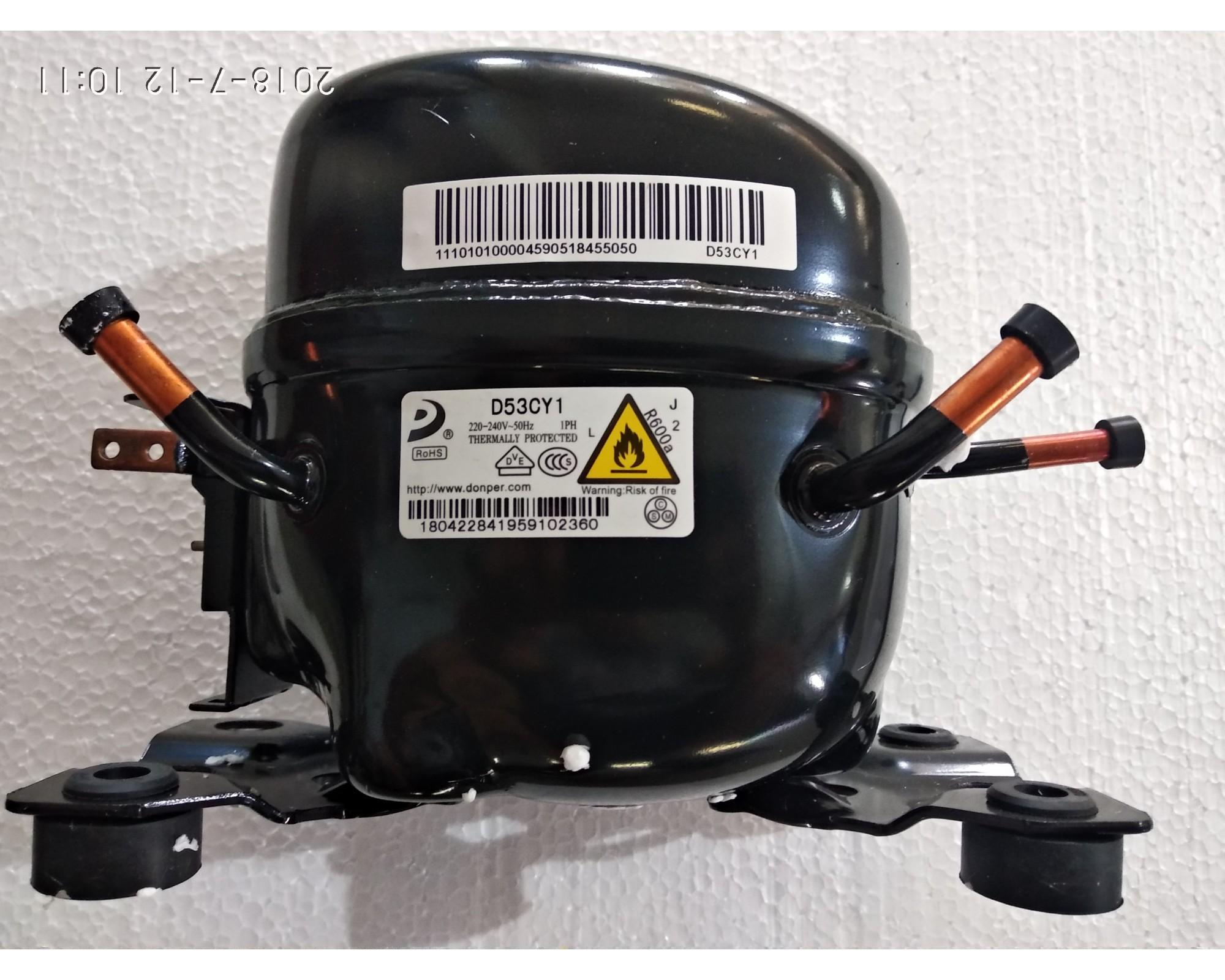 Компресор DONPER D53CY (F156)