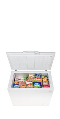 Freezer INTER L 250