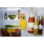 The correct storage of products in the refrigerator