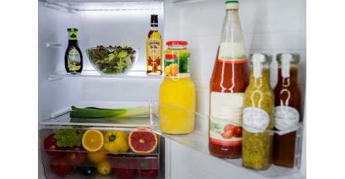 Правильне зберігання продуктів в холодильнику